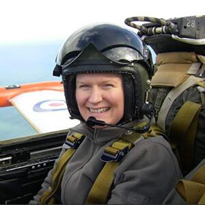 Amanda your Flight Sim Instructor