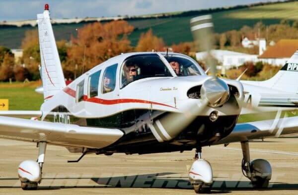 Cherokee Six Air Tours Peterlee