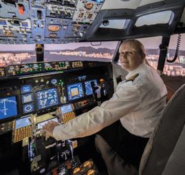 Amanda - Senior Flight Instructor