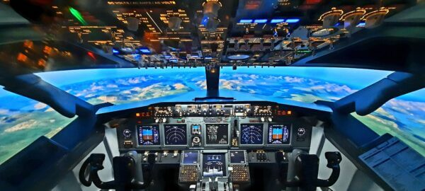 Airliner Simulator Newcastle