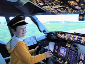 Boeing 737 Airliner Flight Sim Centre