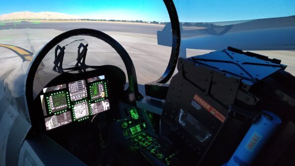 Fighter Jet Simulator