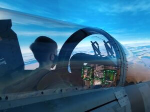 Fighter Jet Simulator Newcastle