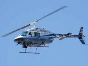 Bell 206 JetRanger Helicopter Simulator
