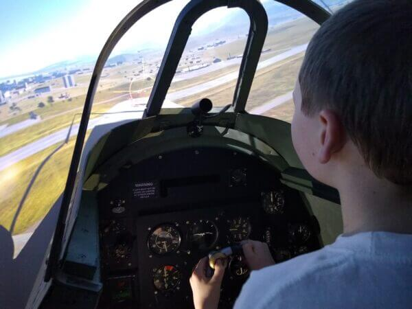 Spitfire Flight Sim Centre