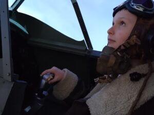 Spitfire Simulator