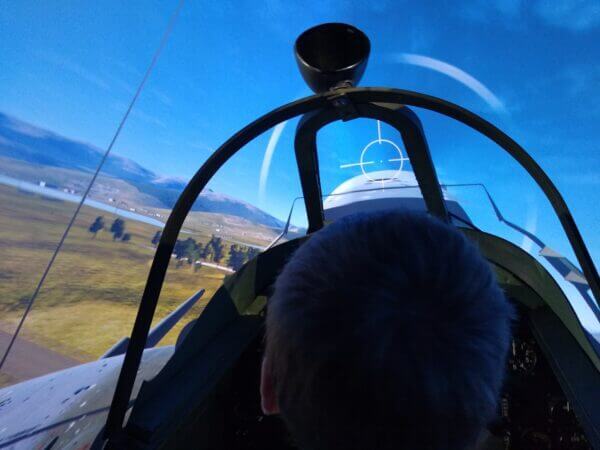 Spitfire Voucher