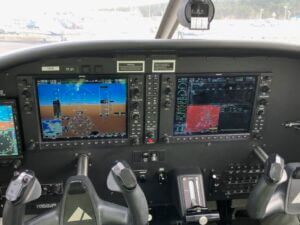 Piper PA28 Cherokee Flight Simulator